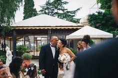 Barcelona City Garden Wedding at Sentromà Tiana