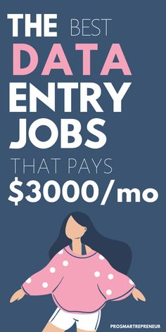 Data entry jobs are a great option for those who want to make easy money from home. To qualify, you just need a PC and good typing skills with great accuracy.   #dataentry #dataentryjobs #workfromhome   If you're interested in a work from home data entry job you should check out these companies who are often hiring. data entry, data entry jobs, work from home jobs, work from home. there are lots of work from home jobs, of which some are data   entry jobs which you can try. Work From Home Companies, Online Jobs From Home, Work From Home Opportunities, Work From Home Jobs, Ways To Earn Money, Earn Money From Home, Earn Money Online, Way To Make Money, Online Earning