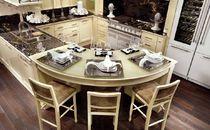 contemporary painted wood kitchen BIANCO CIPRO BRUMMEL CUCINE
