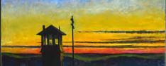 Edward Hopper Railroad Sunset painting is shipped worldwide,including stretched canvas and framed art.This Edward Hopper Railroad Sunset painting is available at custom size. American Realism, American Artists, Edward Hopper Paintings, Depression Art, Online Galerie, John Piper, Robert Rauschenberg, Whitney Museum, Oil Paintings