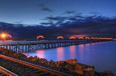 """-cityoflove: White Rock, British Columbia, Canada by Joe Jitsue Submitted by: http://jesselll.tumblr.com *Photo of the day my first """"photo of the day"""" that's submitted by a follower! :) this is beautiful. thanks jesselll for sharing!"""