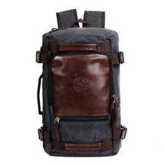 d4b880187e Edgy Travel Backpack. BagPrime - Global Prime Bag Fashion Platform