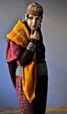 fashionista Tziporah Salamon