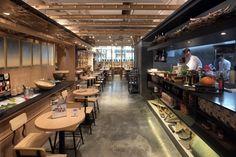 Something Wild the Farm restaurant by Plot Architecture Office, Tsim Sha Tsui – Hong Kong , http://www.interiordesign-world.com/something-wild-the-farm-restaurant-by-plot-architecture-office-tsim-sha-tsui-hong-kong/