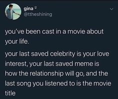 Movie Titles, Crying, It Cast, Relationship, Songs, My Love, Celebrities, Memes, Life