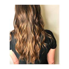 Caramel. long Hair. Balayage. Subtle Caramel, Long Hair Styles, Beauty, Sticky Toffee, Candy, Long Hairstyle, Long Haircuts, Long Hair Cuts, Beauty Illustration
