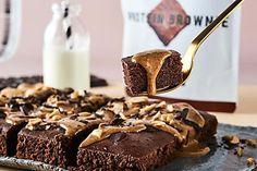 Naschen ohne schlechtes Gewissen: Diese Protein Brownies machen's möglich!