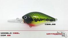 Isca Matadeira modelo cbbl05 #cbbl #cbbl05 #matadeira #fishing #blackbass #traíra #bigbass #bassmonster
