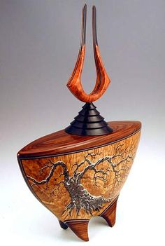 Collections: Wood: Stephen Hatcher