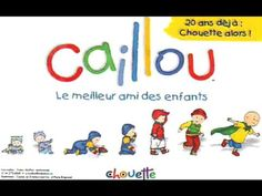 Caillou - Les dinosaures Videos, Illustrations, Teaching Ideas, Ps, Youtube, Audio, Rhymes Songs, Rocks, Reading