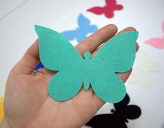 Check out this item in my Etsy shop https://www.etsy.com/listing/124880087/12-pieces-die-cut-large-felt-butterflies
