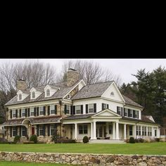 love this, so classic!  A real contender for favorite home!