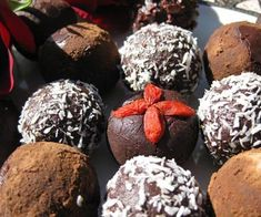 Once again, you can never go wrong with different variations on truffles, and this vegan recipe is no excep...
