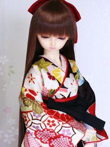 衣裳 共通 袴セット - 彩花 ドールのための着物と衣裳