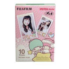 Fujifilm Instax Mini Picture Instant Film Little Twin Stars KiKi LaLa Mini 8 7s 25 50s 90