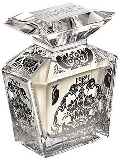 Badgley Mischka 'Fleurs de Nuit' Eau de Parfum (Limited Edition) A vintage white floral fragrance with a glamorous heart. Perfumes Vintage, Antique Perfume Bottles, Beautiful Perfume, Fragrance Parfum, Bottles And Jars, Bottle Art, Smell Good, Badgley Mischka, Inspiration