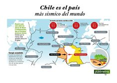 Chile, Map, The World, Countries, Chilis, Maps, Peta, Chili