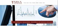 MSA Contabilidade - Desenvolvimento de site e CMS