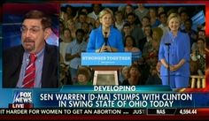 Elizabeth Warren and Hillary Clinton Campaign Together, Fox News Attacks Their Outfits