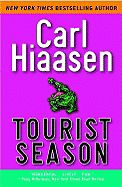 I became a Carl Hiaasen fan years ago during a brief stint in Florida (I always strive to read local authors). His crazy characters combined with sick humor and a fabulous environmentalist streak made for many happy hours on (rapidly eroding) Florida beaches. One of my few fond memories of living in Florida!