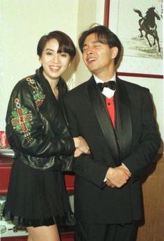 Maggie Cheung, Leslie Cheung, Hk Movie, Anita Mui, Brigitte Lin, Just Good Friends, Hongkong, Look At The Sky