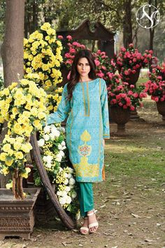 SNM SS Lawn Collection 2015 (13)
