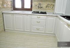 Amenajare completa apartament | Lignaprod Kitchen Room Design, Kitchen Cabinets, Home Decor, Houses, Furniture, Interiors, Design Of Kitchen, Decoration Home, Room Decor