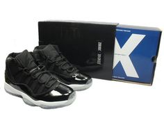 new photos d8442 6a8ec  54.99 Top AAA+ quality Air Jordan 11 (XI) Retro Space jam (Black