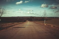 Free Image: A Road After Winter | Download more on picjumbo.com!