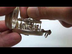 "Gimmick Jewelry ""Pocket Merry-Go-Round"" - YouTube"