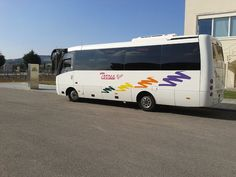 Alquiler de autocares y minibuses en Madrid - Visita a Bodegas Emina - Grupo Matarromera