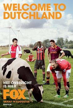 Fox: Welcome to Dutchland, 3 Advertising Agency: Anomaly Amsterdam, Amsterdam, the Netherlands