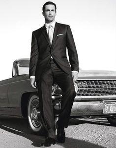 John Hamm's old hollywood glamour | NETROBE