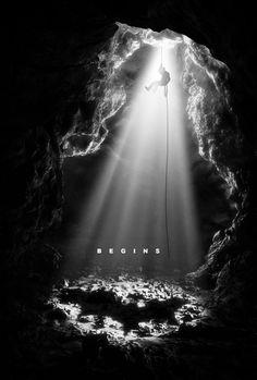 Batman Begins - a great restart to the Batman story from director Christopher Nolan and actor Christian Bale. Batman The Dark Knight, The Dark Knight Trilogy, The Dark Knight Rises, Batman Story, I Am Batman, Batman Robin, Batman Begins, Christopher Nolan, Batgirl