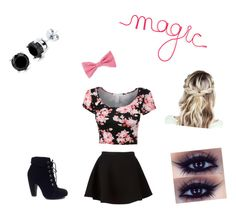 """Magic"" by haileythomas-1 on Polyvore featuring Neil Barrett, Bamboo and BERRICLE"