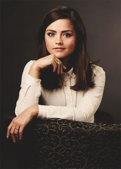 Jenna Coleman as Daphne Greengrass
