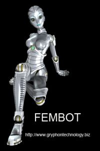 Juego   Fembot