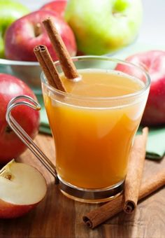 """The best recipe there ever was. 1 gallon of apple juice (100% apple juice) ½ gallon of pineapple juice 1 cinnamon stick 5 clove pieces ½ t. nutmeg 1 orange, sliced juice of 1 lemon ½ c. sugar Combine all ingredients in a big pot on the stove and simmer for 2-3 hours. Or in a large crock pot for 2 hours on high, then turn to low or 'keep warm' and can be left on all day"""