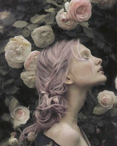 ". ""And she floats upon the breeze. She moves among the flowers. She moves something deep inside of me"" . — Nick Cave"