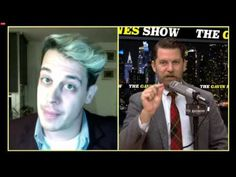 Milo on the Gavin McInnes show talking SJWs, #Gamergate, and Free Speech - YouTube