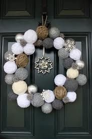 homemade wreaths - Google Search