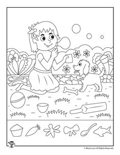 Find 6 detaljer activities In the Park Hidden Picture Printable Printable Activities For Kids, Preschool Activities, Printable Puzzles, Free Printable, Highlights Hidden Pictures, Hidden Pictures Printables, Cute Quotes For Kids, Hidden Picture Puzzles, Art Books For Kids