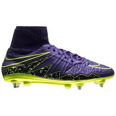 huge selection of e8eed bf3c8 Scarpe da Calcio - Nike Hypervenom Phatal II Df Sg-Pro - Uomo - Multicolore  - 42 EU