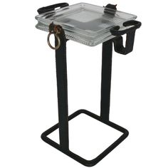 Jacques Adnet Catch All | From a unique collection of antique and modern ashtrays at http://www.1stdibs.com/furniture/dining-entertaining/ashtrays/ $2800