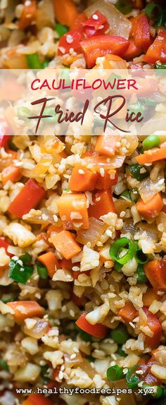 Healthy Fried Rice Recipe, Fried Rice Recipe Healthy, Recipe Fried Rice, Skinnytaste Fried Rice, Vegetable Fried Rice Recipe, Fried Rice Recipe Vegetable, Chicken and Fried Rice, Simple Fried Rice Recipe, Vegetable Fried Rice Easy, Fried Rice Sauce, Healthy Fried Rice, Fried Rice Meals, Fried Rice Vegetables, Fried Rice and Chicken, Chineese Rice Fried, Chinese Rice Fried, Skinny Fried Rice, Chicken Fried Rice Healthy, Teriyaki Chicken Fried Rice, Fried Rice Easy