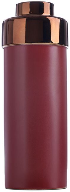 vase in marsala pantone color of the year 2015 boconceptmia pantone