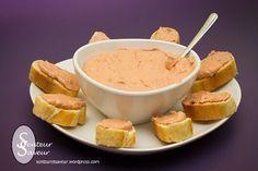 Une fois n'est pas coutume, je vous propose aujourd'hui de découvrir une recette de Tartinade de thon aux tomates séchées. Pour l'apéritif, c'est très sympa! Vous pouvez éta…