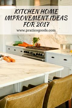 If you are looking for ways to improve your home, here are some kitchen home improvement ideas for 2017.