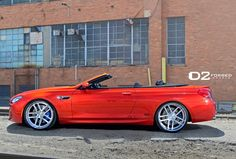 Bmw M6 Convertible, Bmw 6 Series, Forged Wheels, Mode Of Transport, Bmw Cars, Future Car, Manual Transmission, Car Show, Sport Cars