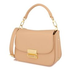 Buckle Handbag by Charles & Keith.